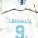 Official Giorgio Chinaglia Foundation Tee Shirt